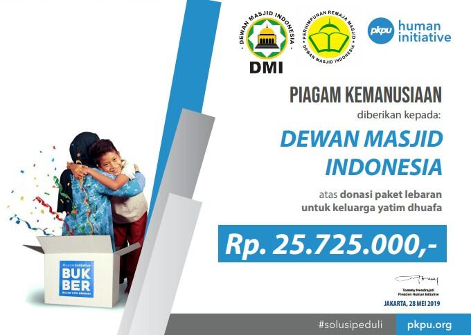 Sumber: PP DMI