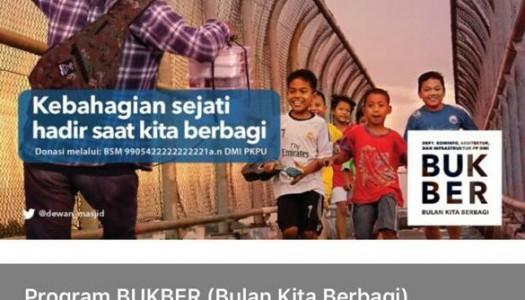Lebaran dengan Aplikasi Dewan Masjid Indonesia