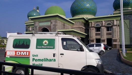 Alhamdulillah, DMI Telah Revitalisasi Akustik di 52.663 Masjid