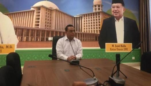 DMI Mengutuk Keras Kasus Penistaan Masjid di Sentul