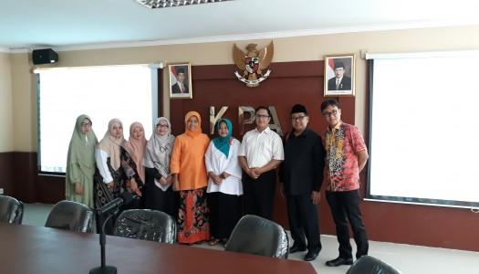 Kementerian PPPA-DMI-KPAI Evaluasi Pelaksanaan Sosialisasi MRA
