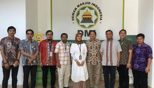 DMI: 1.000 Buku Pedoman Rancangan Arsitektur Masjid Siap Dicetak
