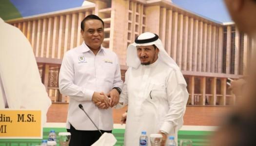 Liga Dunia Islam Apresiasi Kiprah DMI Terkait Museum Rasulullah
