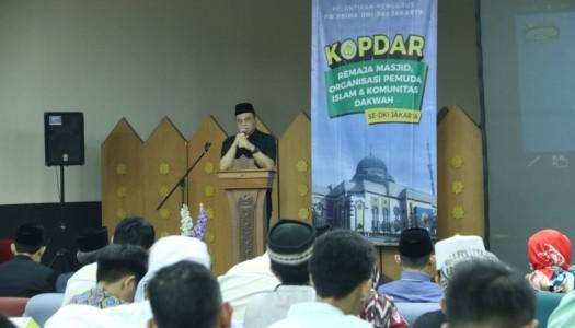 Video Waketum DMI: Remaja Masjid, Bersiaplah Memimpin Indonesia
