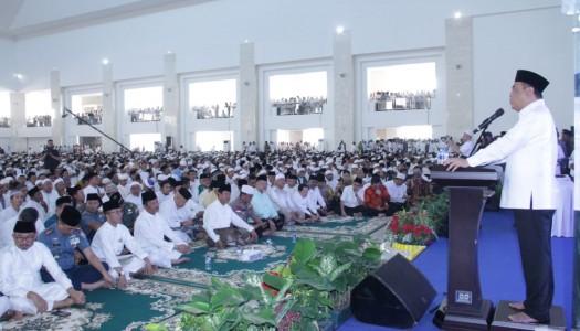 Waketum DMI Resmikan Masjid Sultan Mahmud Riayat Syah