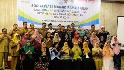 Kementerian PPPA-DMI Selenggarakan Sosialisasi MRA di Samarinda