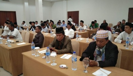 Gelar Pelatihan Khatib, DMI DKI Tampilkan Empat Narasumber