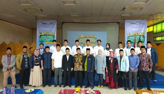 Waketum DMI Melantik PW PRIMA DKI Jakarta 2019-2022
