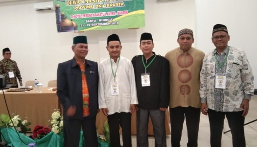 Bina Remaja Masjid, DMI DKI Gelar Pelatihan Khatib