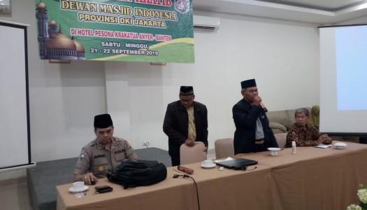Bina Masjid, DMI DKI Berkomitmen Kelola Dana BOTI