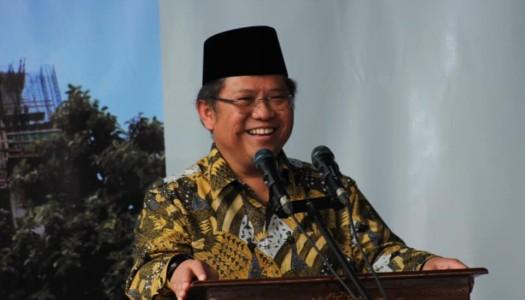 Menkominfo Rudiantara Ajak Semua Pihak Bantu Pembangunan Gedung DMI
