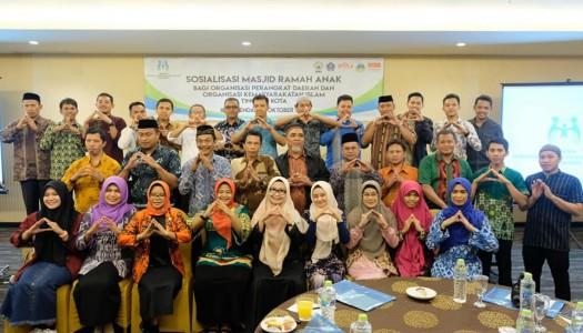 Kementerian PPPA-DMI Selenggarakan Sosialisasi MRA di Kendari