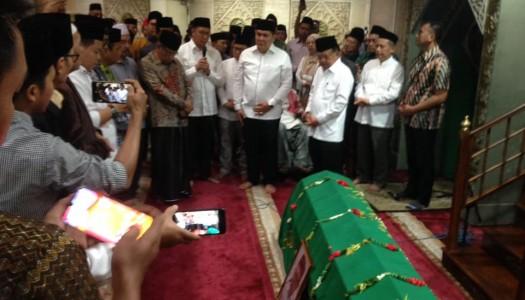 Innalillahi, Ketua PP DMI, KH. Ahmad Bagdja Wafat