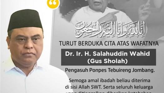 Video: Innalillahi, KH. Sholahuddin Wahid Wafat