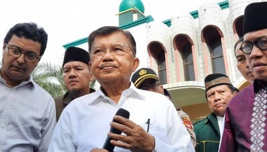 DMI Menyalurkan 2 Juta Botol Karbol Ke Masjid-Masjid Se-Indonesia