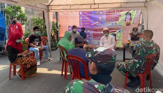 ODP Covid-19, DMI Menyalurkan Telur-Madu untuk 150 Jamaah Masjid