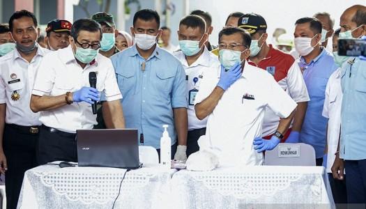 Jusuf Kalla: TNI Perlu Terlibat Aktif Dalam Penanggulangan Wabah COVID-19