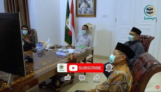 Video: Pandemi COVID-19, DMI Mempersiapkan Masjid Sebagai Dapur Umum