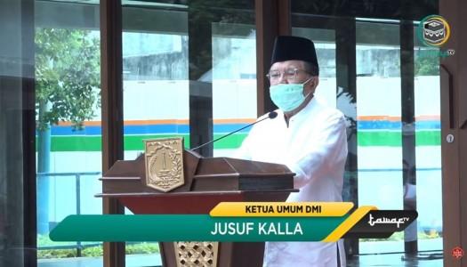 Video: Jusuf Kalla dan Peresmian Masjid Amir Hamzah Pasca Renovasi