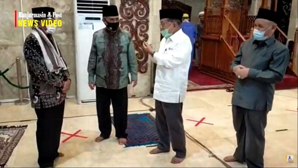 Sumber: https://www.youtube.com/watch?v=QMlHy5ln65U / Banjarmasin Post