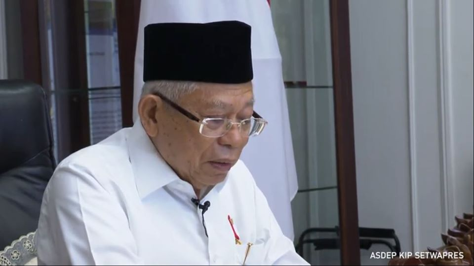 Sumber: https://www.youtube.com/watch?v=7-gw0OyKGxE&t=44s / Asisten Deputi (Asdep) Komunikasi dan Informasi Publik (KIP) Sekretariat Wakil Presiden (Setwapres) Republik Indonesia (RI).