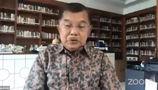 H. Jusuf Kalla: 'DMI Bertekad Mendorong Generasi Muda Datang Beribadah Ke Masjid'