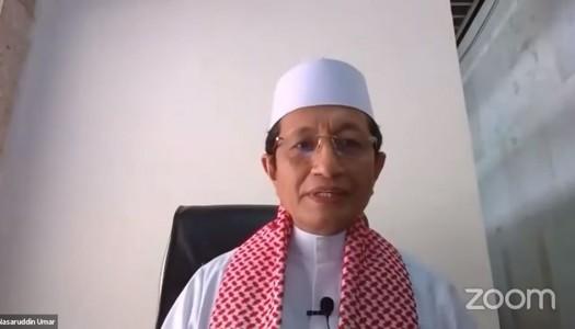 Video: Webinar Membangun Peradaban Islam Indonesia Berbasis Masjid, Istiqlal