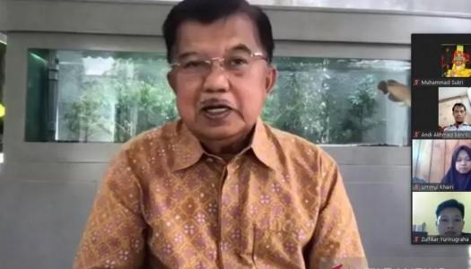 """H. Jusuf Kalla: """"Ulama, Kiai Merupakan Gelar Pemberian Masyarakat, Bukan Instansi Pemerintah"""""""