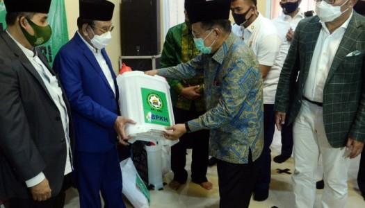 """Sebar 2.000 'Spraying', DMI Meluncurkan Program """"Penyemprotan Masjid Mandiri"""""""