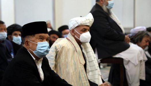 Kunjungi Afghanistan, JK Lanjutkan Upaya Perdamaian