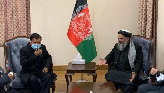 Diminta Fasilitasi Perdamaian Afganistan-Taliban, JK Akan Lapor Ma'ruf