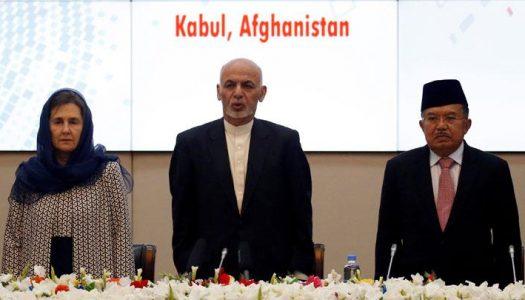 Presiden Ghani Minta JK Mediasi Pertemuan dengan Taliban