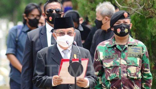 Jusuf Kalla Mengajak MUI Terlibat Dalam Perdamaian Afghanistan