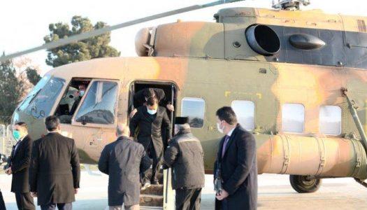 Tiba di Afganistan, Jusuf Kalla Dijemput Helikopter Militer, Langsung Menuju Istana Haram Sarai