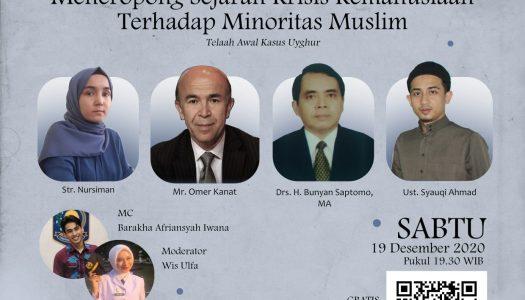 """PRIMA DMI: """"Penindasan Terhadap Minoritas Muslim Merupakan Serangan Terhadap 'Diinul Islam'"""""""