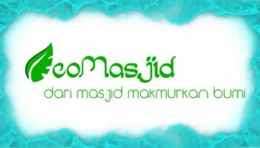 Eco Masjid-MASJID RAMAH LINGKUNGAN